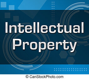 Intellectual Property Abstract - Intellectual property text...