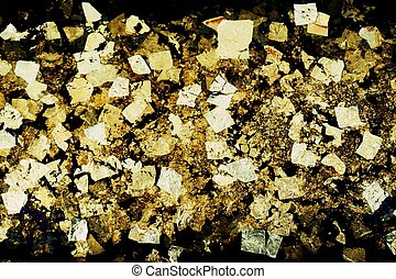 gold leaf texture - abstract of gold leaf texture for...