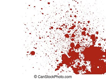 vector Splatter Background red color. illustration vector...