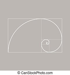 Golden ratio-proportion