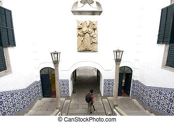 Leal Senado, Macao World Heritage Cultural Museum