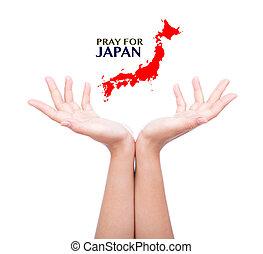 Pray for JAPAN Earthquake Crisis