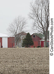 quot;Anglesquot; - This a group of outbuildings on a farm...