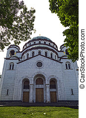 St Sava Church, Belgrade, Serbia