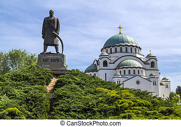 St. Sava Church, Belgrade, Serbia