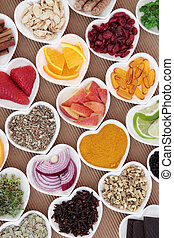 Health Food for Cold Remedy