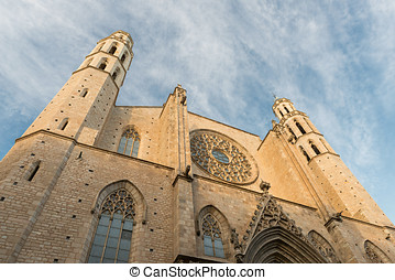 Church Santa Maria del Mar