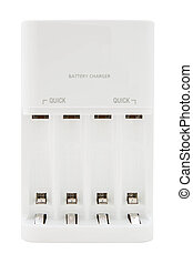 Battery charger - AA and AAA rechargable battery charger...