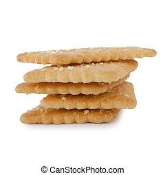 平衡, 餅干