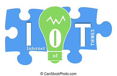 Iot - Internet Of Things Colorful - IoT - internet of things...