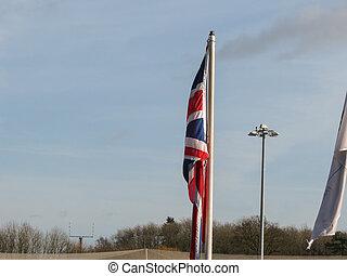 UK flag - Flag of the UK aka Union Jack