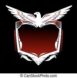 Winged Eagle Insignia
