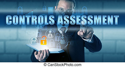 Business Manager Pushing CONTROLS ASSESSMENT - Business...