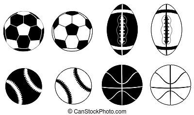 balls black - balls sport