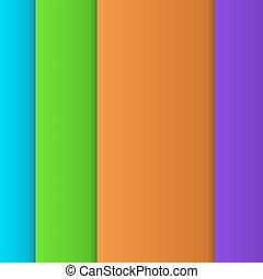 geometric background with vertical