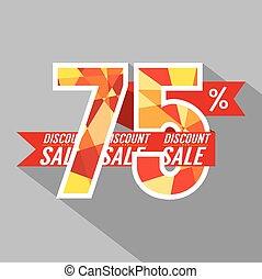 Discount Seventy Five Percent Off - Discount Seventy Five...