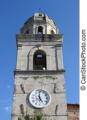 St Nicholas church in Sirolo, Italy