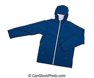 Jacket - Wind jacket isolated on the white background