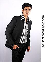 Young Indian Executive