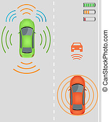 Wireless charging for electric vehi - Electric re-charging...