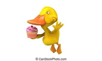 Yellow duck