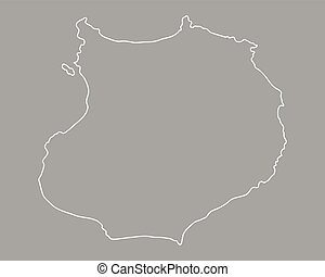 Map of Boa Vista