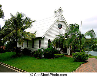 All Saints Church, Hamilton Island - The All Saints Church...
