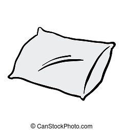 pillow cartoon