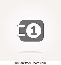vector calendar web icon