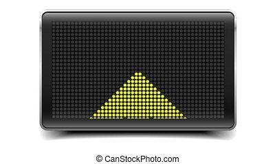 LED Board Arrows