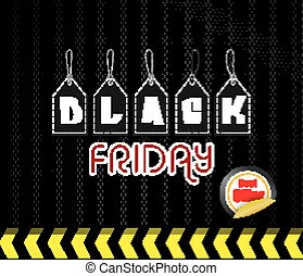 Black Friday offer sale - Illustration of Black Friday offer...