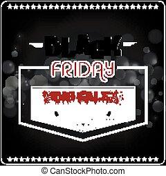Black Friday sale - Illustration of Black Friday sale on...