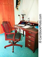 オフィス, 家具