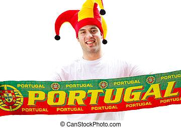 portuguese football fanatic - a portuguese football fanatic...