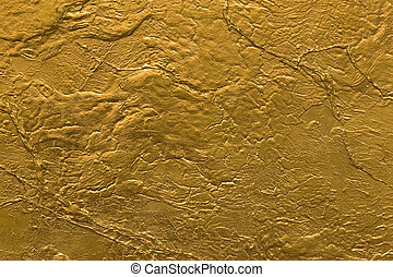 gold stone wall texture