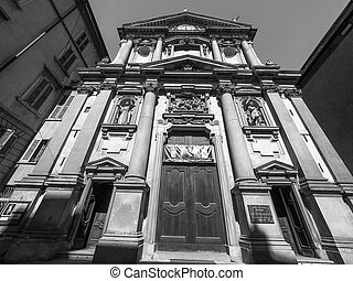 Santa Maria alla Porta in Milan