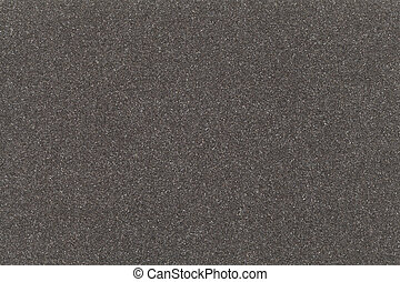 Black Styrofoam - Black Packaging Foam Texture Background...