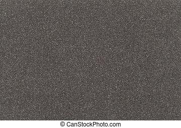 Black Styrofoam - Black Packaging Foam Texture Background...