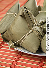 Zongzi (Rice Dumplings)