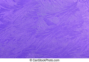 Metallic paper background - Glittery and textured violet...