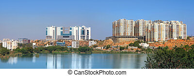 Hyderabad - Hitec city is a information technology hub in...