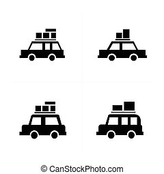Car and Transport Icons