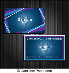 business cards set 33