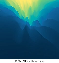Colorful Abstract Background. Design Template - Colorful...
