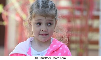Girl five years old funny answers to simple questions