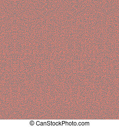 Background of an abstract pattern - Grey noise on a red...