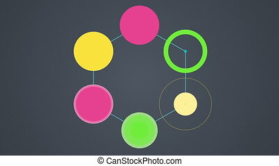 Solution, 6 circle to 1 conclusion. - Solution,conclusion...