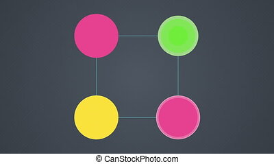 Solution, 4 circle to 1 conclusion. - Solution,conclusion...