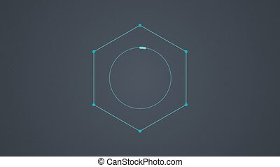 6 Conclusion circle diagram chart. - Conclusion circle...