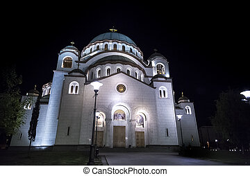 Sveti Sava Church, Belgrade - The Serbian Orthodox Christian...